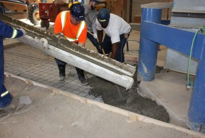 Cement Finisher Level 2