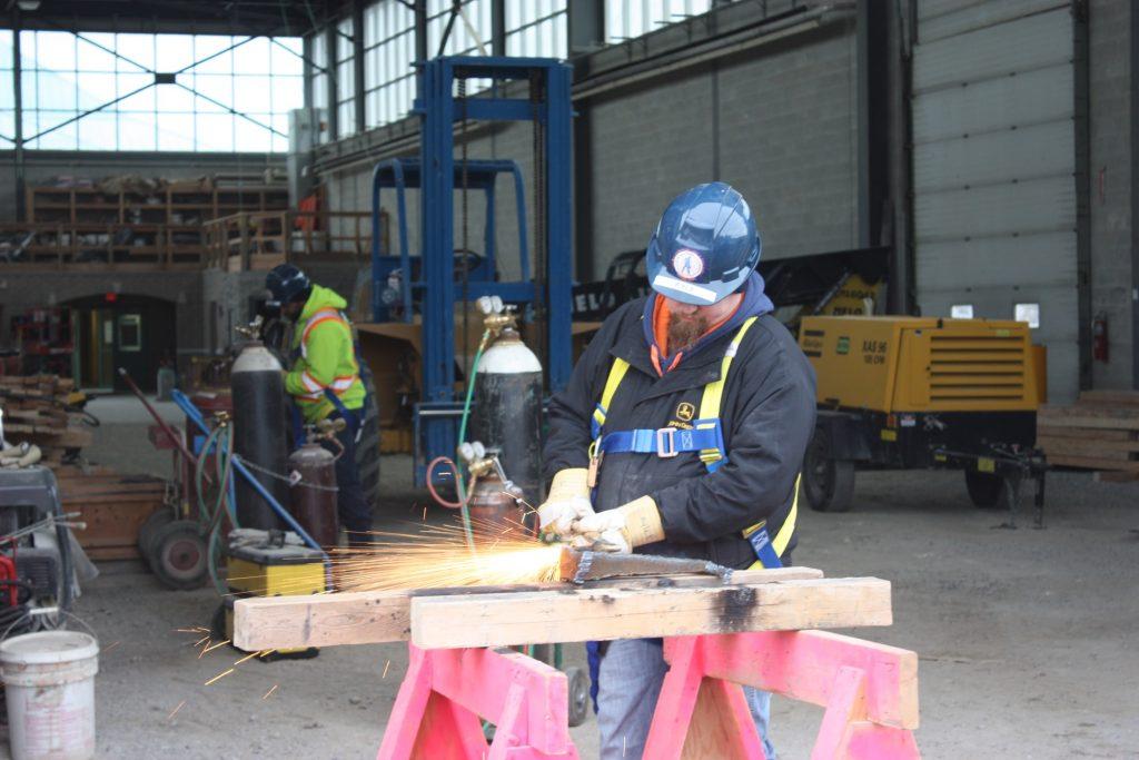 Demolition Worker Training